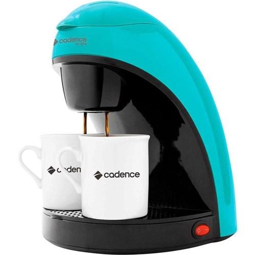 Cafeteira Cadence Single Azul - Modelo Anterior 220v