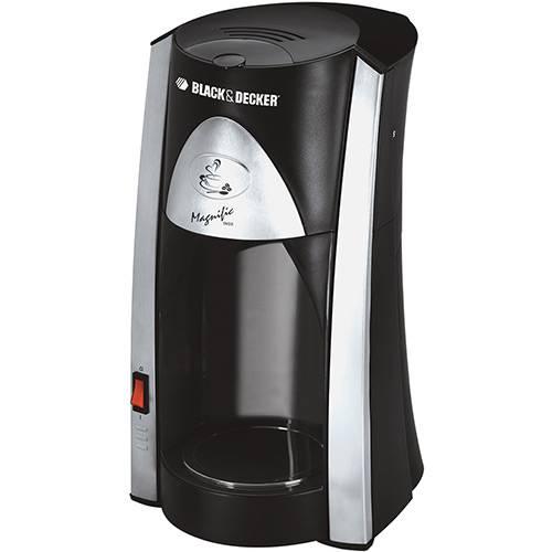 Tudo sobre 'Cafeteira Elétrica Black & Decker Magnific CM300 Preta com Inox Escovado Jarra de Inox Térmico para 24 Xícaras'