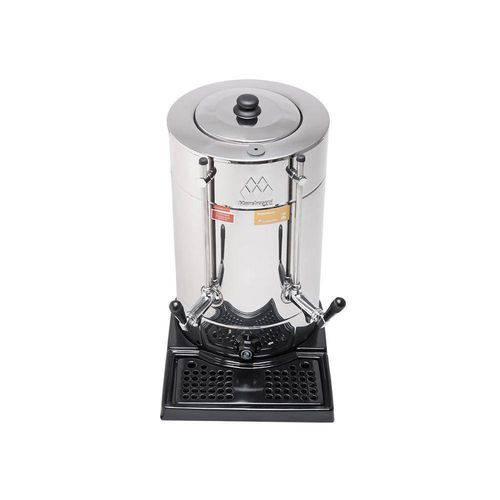 Tudo sobre 'Cafeteira Elétrica Industrial 4 L 1 Dep C/ Ping Master 1300w 220v - M.410a/Cf.3.402 - Marchesoni - 0'