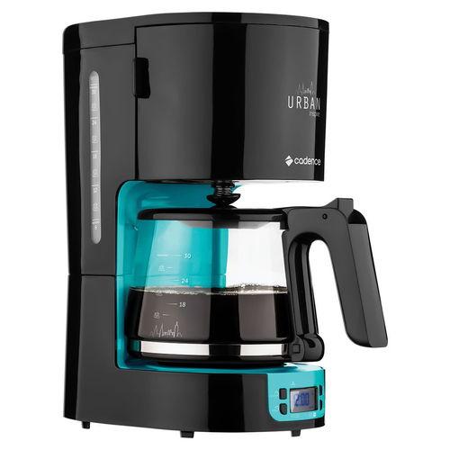 Cafeteira Elétrica Urban Inspire Caf700 750w Programável 30 Cafés 127v