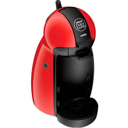 Tudo sobre 'Cafeteira Espresso Dolce Gusto Piccolo Vermelha 110V'