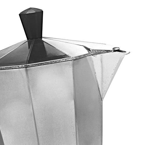 Cafeteira Italiana Moka em Alumínio- 3 Xícaras