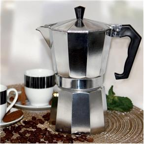 Cafeteira Italiana para 6 Xícaras de Café