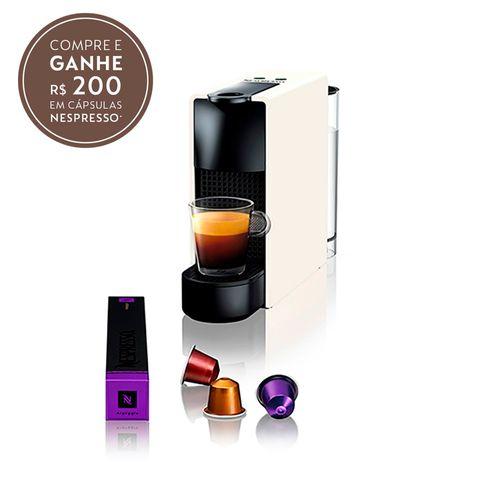 Tudo sobre 'Cafeteira Nespresso Essenza Mini Branca 220v'