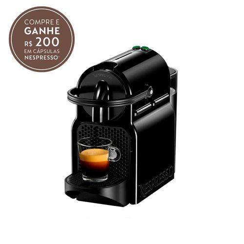 Tudo sobre 'Cafeteira Nespresso Inissia 220v Preta'