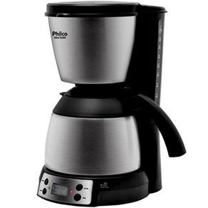 Cafeteira PHD40 Thermo com Timer Programável 1,2L - Philco - 110V