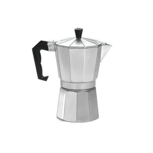 Cafeteira Tipo Italiana em Alumínio com Capacidade para 6 Xícaras Casitá CA11016