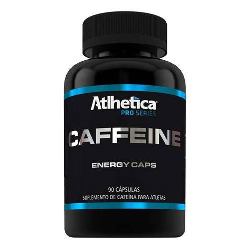 Caffeine Atlhetica Pro Series - 90capsulas