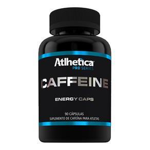 Caffeine Pro Series 90 Capsulas - Atlhetica Nutrition - SEM SABOR