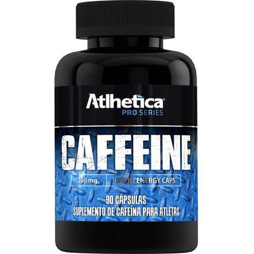 Caffeine - Pro Series - 90 Cápsulas - Atlhetica