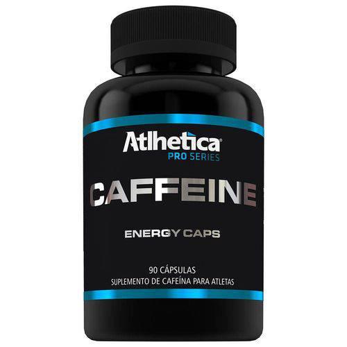 Caffeine Pro Series (90capsulas) Atlhetica Nutrition
