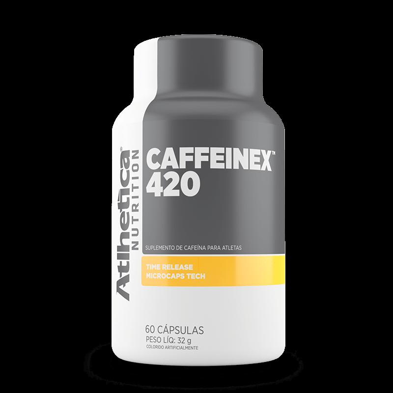 Caffeinex 420 (60caps) Atlhetica Nutrition