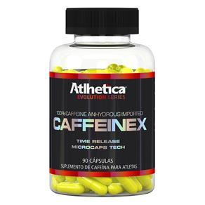 Caffeinex 90 Cápsulas - Atlhetica Nutrition - SEM SABOR