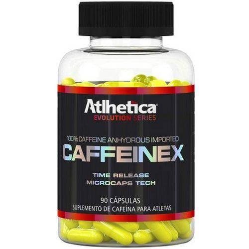Tudo sobre 'Caffeinex (90caps)- Atlhetica'