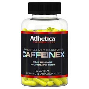 Caffeinex Atlhetica Evolution 90 Caps Sem Sabor