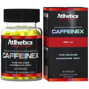 Caffeinex - Atlhetica Evolution - NATURAL - 60 CÁPSULAS