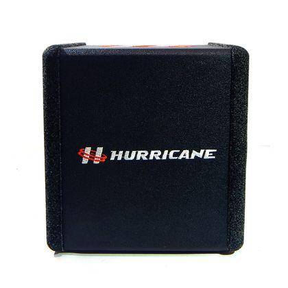 "Caixa Amplificada Sub 8"" Hurricane - 200W RMS"