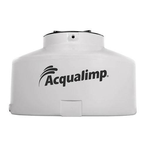 Tudo sobre 'Caixa de Água Limpa 1500L Tampa Click Bege Acqualimp'