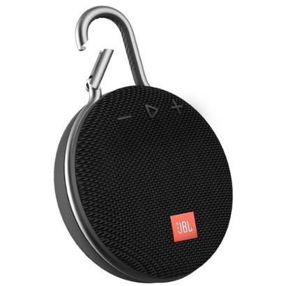 Caixa de Som Bluetooth à Prova D´agua JBL Clip 3