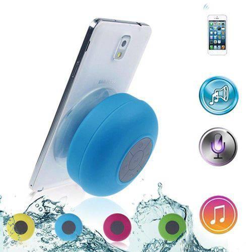 Tudo sobre 'Caixa de Som Bluetooth a Prova D Agua'