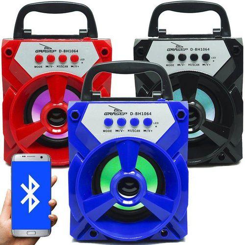 Caixa de Som Bluetooth D-BH1064