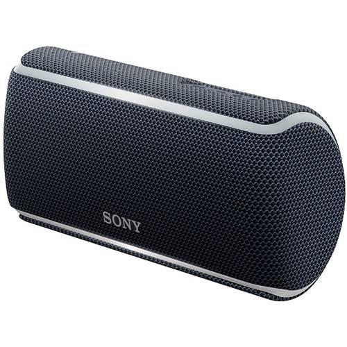 Tudo sobre 'Caixa de Som Bluetooth Sony Sem Fios Srs-xb21 Preta Entrada Auxiliar P2'