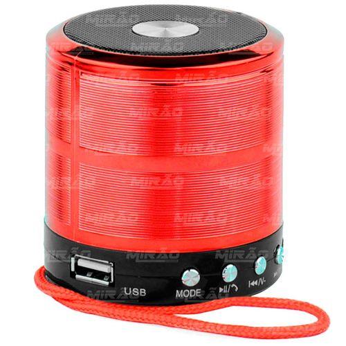 Caixa de Som com Bluetooth - Ws-887