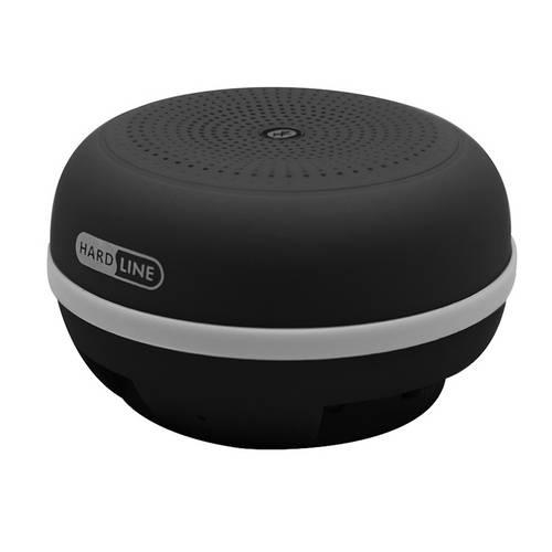 Tudo sobre 'Caixa de Som Hardline B03 Bluetooth Preto'