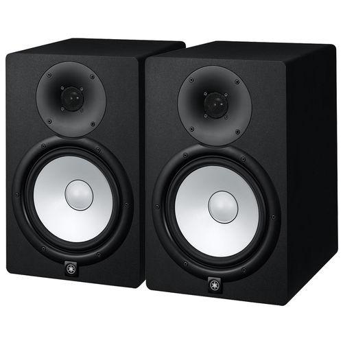 Caixa de Som Monitor Estudio Yamaha Hs8 Par