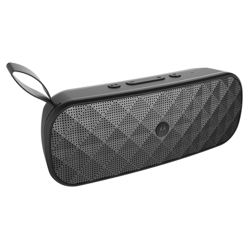 Tudo sobre 'Caixa de Som Motorola Bluetooth Sonic Play+ 275 - Preto'