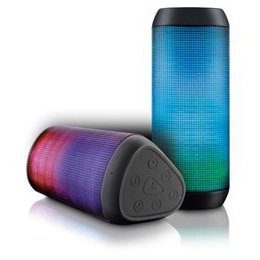 Caixa de Som Multilaser SP192 com Bluetooth, NFC, Entrada Micro USB e Entrada Cartão Micro SD - 15 W