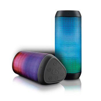 Tudo sobre 'Caixa de Som MUSIC BOX Bluetooth Multilaser - SP192 SP192'