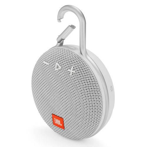 Caixa de Som Portátil Bluetooth Prova D'água Jbl Clip 3