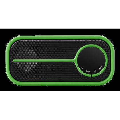 Caixa de Som Portátil Bluetooth, Sd, Fm, Usb 10W Verde Pulse - SP208 SP208