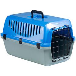 Caixa de Transporte para Animais Azul - Meemo