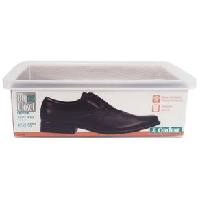 Caixa Organizadora Sapato Grande 60400 Ordene