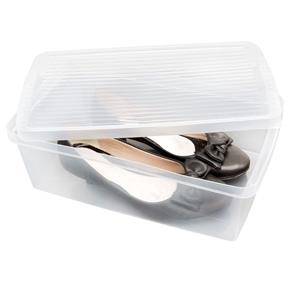 Caixa para Sapato Pequena 12,8 X 30,5 X 9 Cm - Ordene
