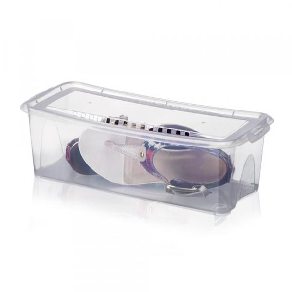 Caixa para Sapatos em Plastico Transparente Arthi - ARTHI