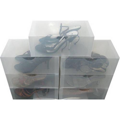 Caixa para Sapatos Femininos - 10 Unidades