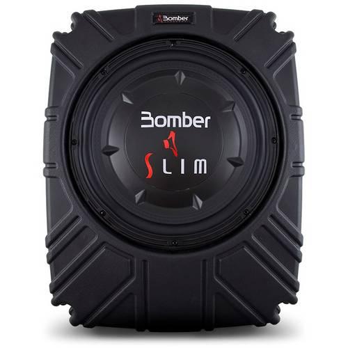 Caixa Selada Bomber Slim 10 Pol Passiva 200w Rms 4 Ohms