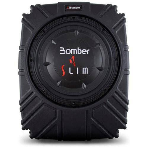 "Caixa Slim Selada Bomber 10"" Passiva 200w Rms 4 Ohms"