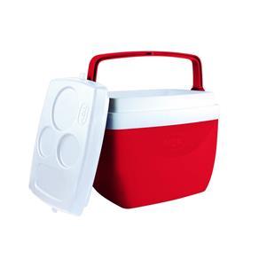 Caixa Térmica 12 Litros Vermelha MOR - Vermelho