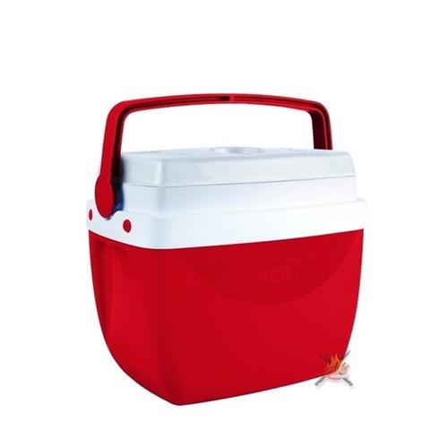 Caixa Térmica 12 Litros Vermelha - Mor