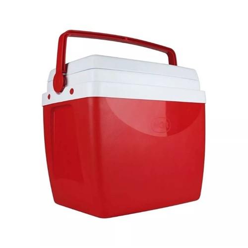 Caixa Térmica 18 Litros Vermelha 25108182-Mor