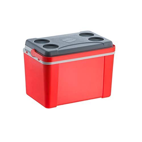 Caixa Térmica 12L Tradicional - Vermelha Lisa