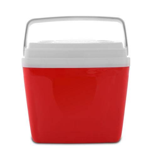 Caixa Térmica 34 L Vermelha