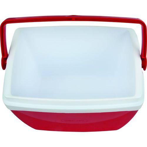 Caixa Térmica 34 Litros Vermelho Mor 25108162