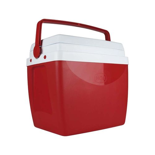 Caixa Térmica 26 Litros Vermelha 25108172 Mor