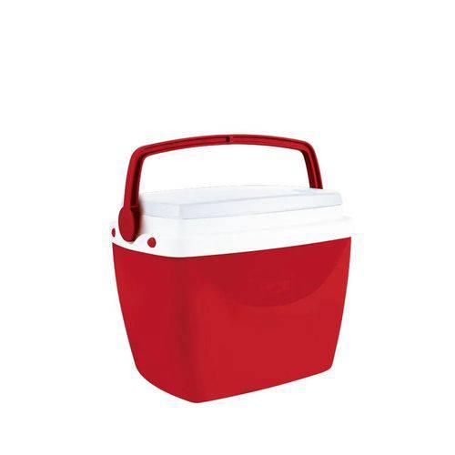 Caixa Térmica 6L Vermelha