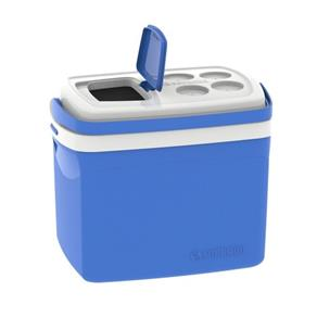 Caixa Térmica Isopor 32 Litros - AZUL CLARO